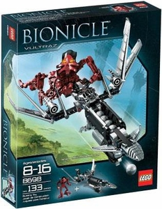 LEGO Bionicle Set #8698 Vultraz