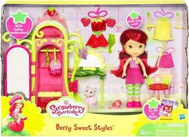 Strawberry Shortcake Hasbro Playset Berry Sweet Styles
