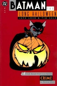 BATMAN: THE LONG HALLOWEEN # 1