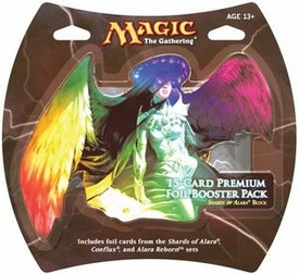 Magic the Gathering Card Game Alara Block Premium Foil Booster Pack