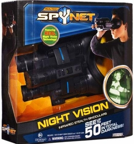 Spy Net Real Tech Night Vision Infrared Stealth Binoculars