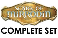 Magic the Gathering Scars of Mirrodin Complete 249 Card Set