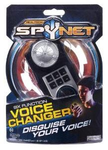 Spy Net Real Tech Voice Changer