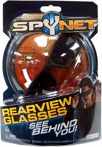 Spy Net Real Tech Rearview Glasses [See Behind You!]