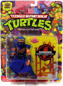 Teenage Mutant Ninja Turtles 25th Anniversary Action Figure Shredder
