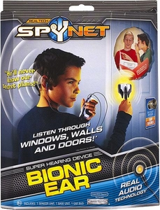 Spy Net Real Tech Super Hearing Device Bionic Ear