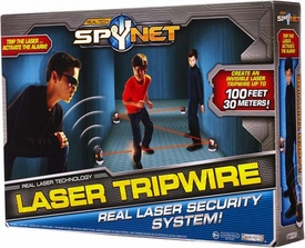 Spy Net Real Tech Laser Security System Laser Tripwire