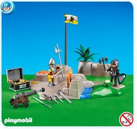 Playmobil Knights Set #7495 Knight Scene