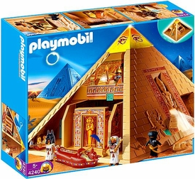 Playmobil Romans & Egyptians Set #4240 Pyramid
