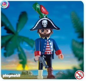 Playmobil Special Set #4548 Captain Peg Leg