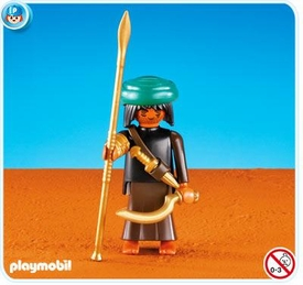 Playmobil Romans & Egyptians Set #7461 Grave Robber Leader