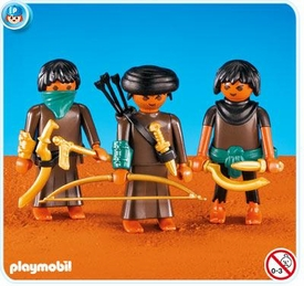 Playmobil Romans & Egyptians Set #7462 3 Grave Robbers