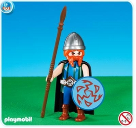 Playmobil Romans & Egyptians Set #7923 Gaul Leader