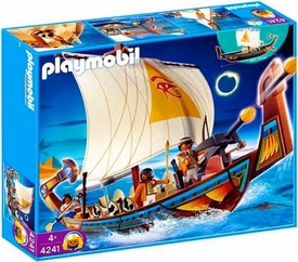 Playmobil Romans & Egyptians Set #4241 Royal Nile Ship