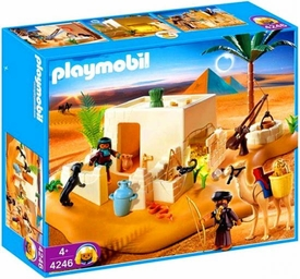 Playmobil Romans & Egyptians Set #4246 Tomb with Treasure