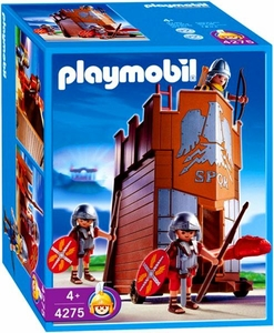 Playmobil Romans & Egyptians Set #4275 Battle Tower