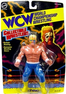 WCW Toymakers Wrestling Action Figure Sting
