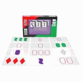 Set Enterprises Visual Perception Family Card Game Set