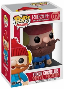 Funko POP! Rudolph the Red Nosed Reindeer Vinyl Figure Yukon Cornelius