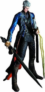 Play Arts Devil May Cry 3 Kai Action Figure Vergil