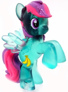 My Little Pony Friendship is Magic 2 Inch PVC Figure Series 6 Banana Bliss