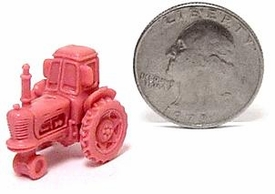 Disney / Pixar CARS Movie Mini Plastic Tractor