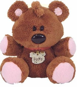 Ty Garfield Beanie Buddy Pooky the Bear