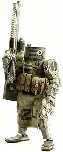 ThreeA World War Robot Portable Caesar Collectible Figure USMC