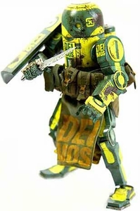 ThreeA World War Robot Portable Caesar Collectible Figure Deimos II