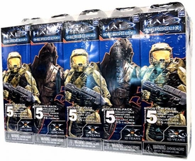 Halo Heroclix Trading Miniature Figure Game 2011 Edition ClixBrick [10 Booster Packs]