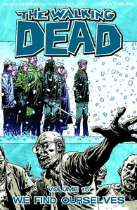 Image Comic Books Walking Dead Trade Paperback Vol. 15 We Find Ourselves