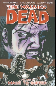 Image Comic Books Walking Dead Trade Paperback Vol. 8 Made to Suffer