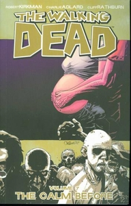 Image Comic Books Walking Dead Trade Paperback Vol. 7 The Calm Before