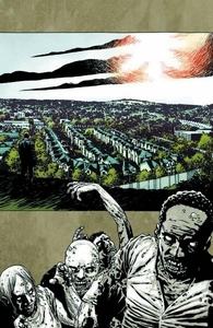 Image Comic Books Walking Dead Trade Paperback Vol. 16 A Larger World