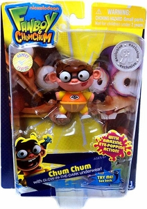Fanboy & Chum Chum Exclusive 3 Inch Action Figure Chum Chum [Glow-In-The-Dark Underwear]