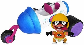 Fanboy & Chum Chum Vehicle Playset Freeze Pod Vehicle [Includes Exclusive Chum Chum Figure!]