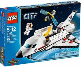 LEGO City Set #3367 Space Shuttle