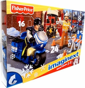 Fisher-Price Imaginext 2011 Advent Calendar