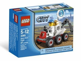 LEGO City Set #3365 Space Moon Buggy