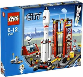 LEGO City Set #3368 Space Center