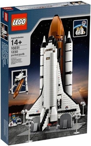 LEGO Space Set #10231 Shuttle Expedition