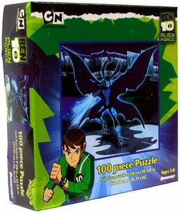 Ben 10 Alien Force 100 Piece Puzzle Big Chill
