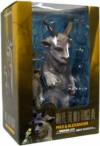 Medicom Where The Wild Things Are Vinyl Figure Max & Alexander