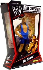 Mattel WWE Wrestling Elite Series 4 Action Figure Big Show