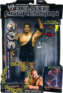 WWE Jakks Pacific Wrestling DELUXE Aggression Series 5 Action Figure Big Show