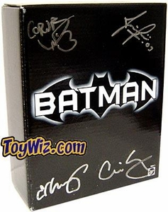 Batman Mattel Action Figure Con Exclusive Autographed By the Four Horsemen