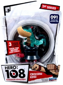 Hero: 108 Kingdom Krashers Series 1 Action Figure #091 Crocodile King