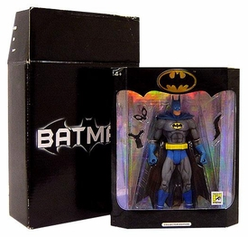 Mattel 2004 SDCC San Diego Comic Con Exclusive Collectors Edition Action Figure Batman Batman