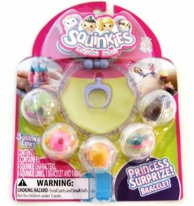 Squinkies Pencil Topper Accessory Bracelet Princess Surprize
