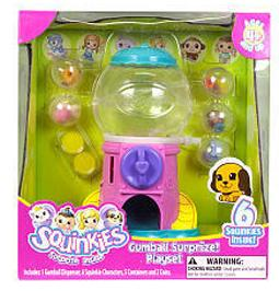 Squinkies Pencil Topper Playset Gumball Surprize [Smaller Version] BLOWOUT SALE!